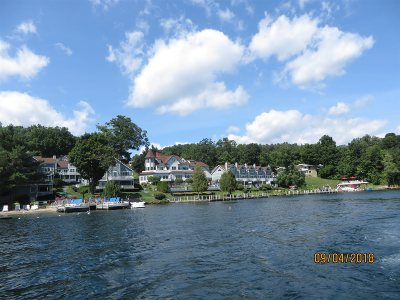 Lake George NY Single Family Home For Sale: $55,000