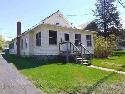 Ticonderoga Single Family Home For Sale: 12 Waters Rd