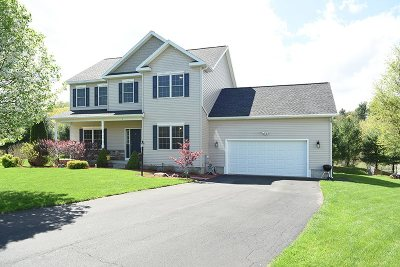 Clifton Park Single Family Home For Sale: 7 Nicole Ct