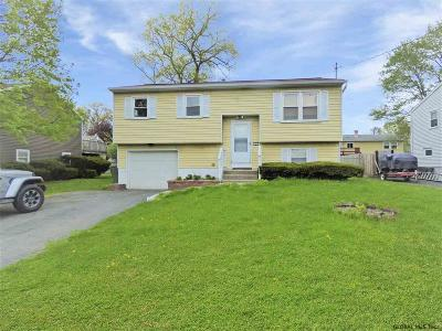 East Greenbush Single Family Home For Sale: 8 Denise Ct