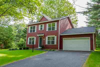 Wilton Single Family Home For Sale: 7 Conklin Ct