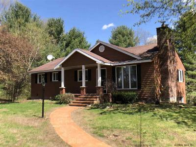Greenfield, Corinth, Corinth Tov Single Family Home For Sale: 331 Angel Rd