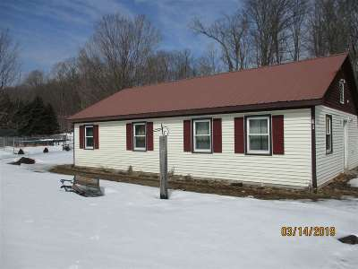 Queensbury, Fort Ann Single Family Home For Sale: 41 Morgans La