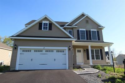Mechanicville, Stillwater Single Family Home For Sale: 11 Artillery Approach