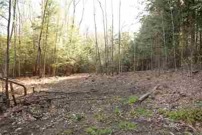 Saratoga County Residential Lots & Land Active-Under Contract: North Rd