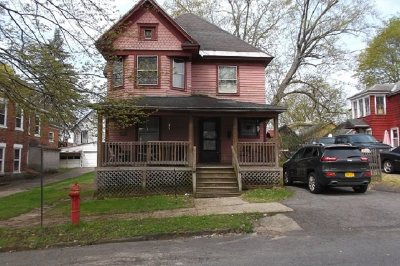 Gloversville NY Single Family Home For Sale: $29,900