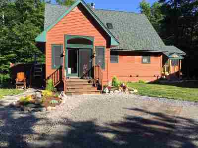 Gloversville Single Family Home Active-Under Contract: 617 N Shore Rd