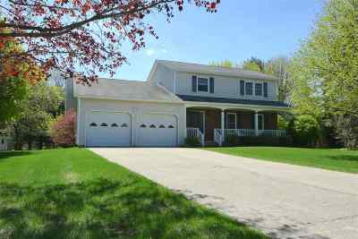 Clifton Park Single Family Home For Sale: 4 Roxbury Ct