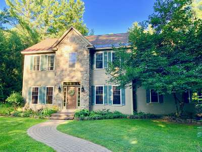 Saratoga Springs Single Family Home Price Change: 12 Bluebird Ct