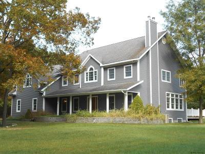 Glen Single Family Home For Sale: 2138 Ridge Rd