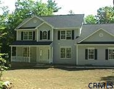 Rensselaer County Single Family Home For Sale: Lot 12 Lochvue Dr