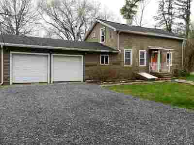 Galway, Galway Tov, Providence Single Family Home For Sale: 5113 Sacandaga Rd