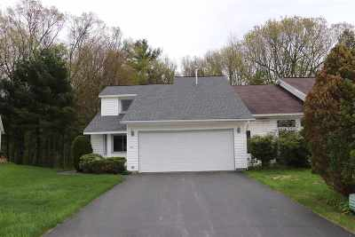 Clifton Park Single Family Home For Sale: 23 Green Meadow Dr