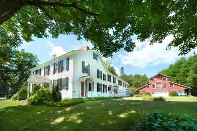 Schroon Single Family Home For Sale: 2003 Route 9