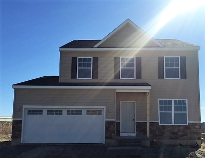 Colonie Single Family Home For Sale: Lot 20 Shore Ln