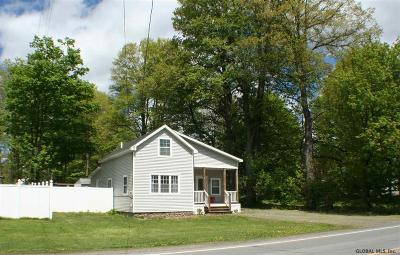 Poestenkill NY Single Family Home Sold: $154,000