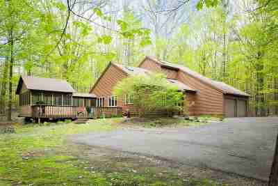 Greenfield, Corinth, Corinth Tov Single Family Home For Sale: 58 Wilton Rd