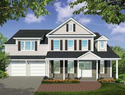 Saratoga County, Warren County Single Family Home For Sale: 12 America Way