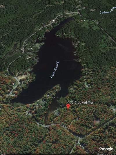 Saratoga County Residential Lots & Land For Sale: 172 174 176 Crooked Trail Rd