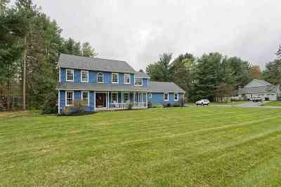Queensbury Single Family Home Active-Under Contract: 38 Algonquin Dr