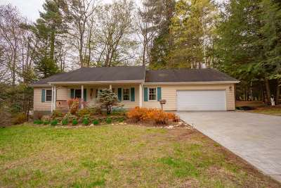 Lake George NY Single Family Home For Sale: $249,900