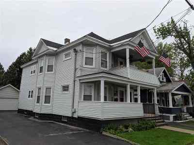Scotia Multi Family Home For Sale: 105 Sixth St