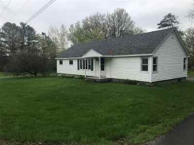 Perth Single Family Home For Sale: 1662 County Highway 107