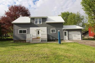 Canajoharie Single Family Home For Sale: 1420 State Highway 163