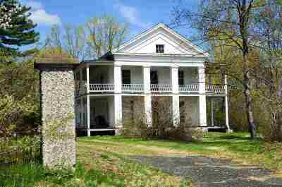 Johnsburg Single Family Home For Sale: 1782 South Johnsburg Rd