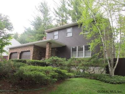 Guilderland Single Family Home Price Change: 956 N Pine Hill Dr