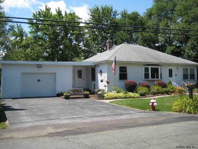 Colonie Single Family Home For Sale: 3 Cora Dr