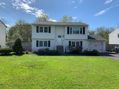 Colonie Single Family Home For Sale: 24 Scully Av