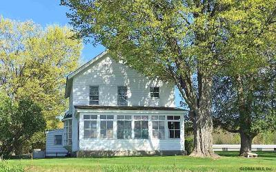 Washington County Single Family Home For Sale: 11138 State Route 40