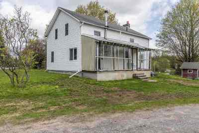 Galway Single Family Home For Sale: 2744 Shaw Rd