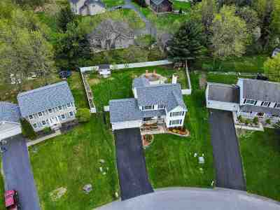 Clifton Park Single Family Home Price Change: 19 Heather Dr