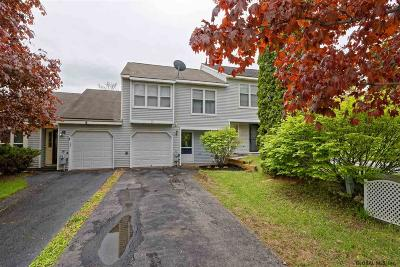 Clifton Park Single Family Home Active-Under Contract: 13 Carriage Rd
