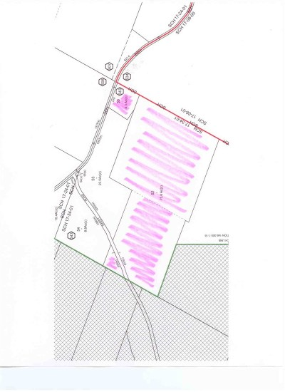 Residential Lots & Land For Sale: North Bush Rd
