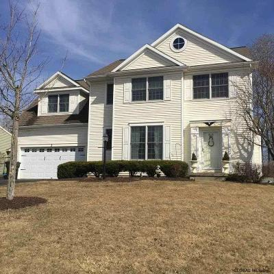 Cohoes Single Family Home For Sale: 3 Hilltop Dr