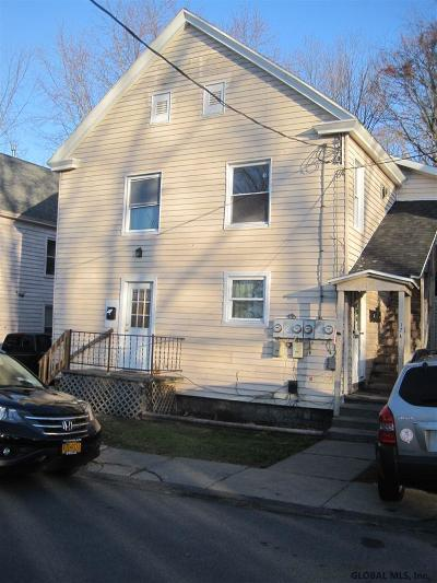 Washington County Multi Family Home For Sale: 12-14 Mosher Hill