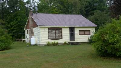 Saratoga County Single Family Home For Sale: 8 Old Day Center Rd