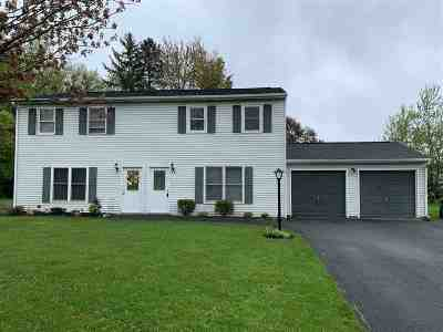 Saratoga County Rental For Rent: 4 Birch Glen Dr