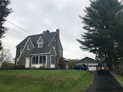 Gloversville Single Family Home For Sale: 140 Easterly St