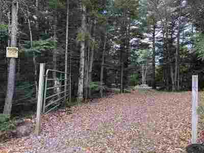Saratoga County Residential Lots & Land For Sale: Wileytown Rd