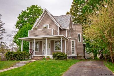 Albany NY Single Family Home For Sale: $279,900
