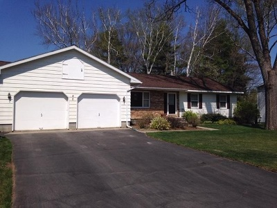 Queensbury Single Family Home Active-Under Contract: 8 Sunset Dr