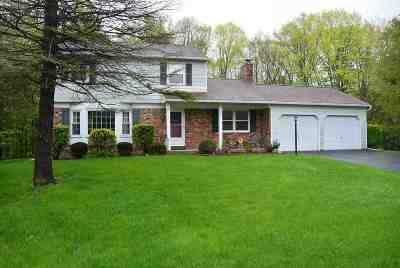 Glen Single Family Home For Sale: 7 Spring Valley Cir