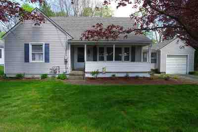 Fort Edward NY Single Family Home For Sale: $164,900