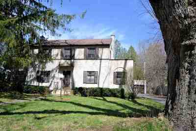 Queensbury Single Family Home Active-Under Contract: 4 Fort Amherst Rd