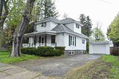 Gloversville Single Family Home New: 244 Kingsboro Av