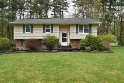 Clifton Park Single Family Home For Sale: 6 Sylvan La